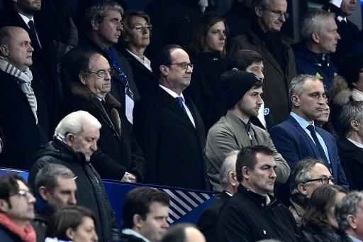 13 novembre: minute de silence au Stade de France avant des commémorations sobres