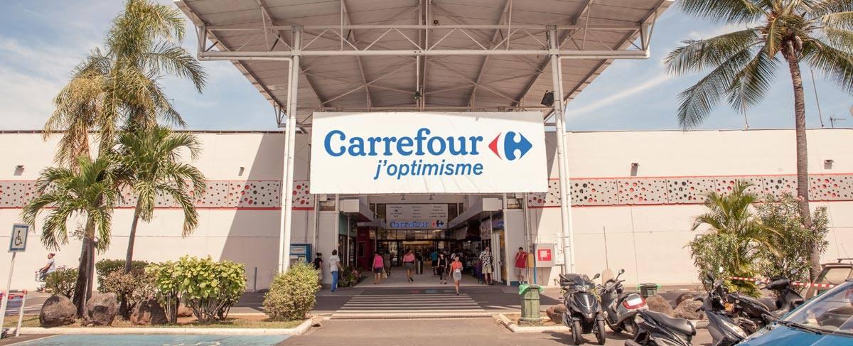 Réouverture de Carrefour Punaauia demain samedi 12 novembre