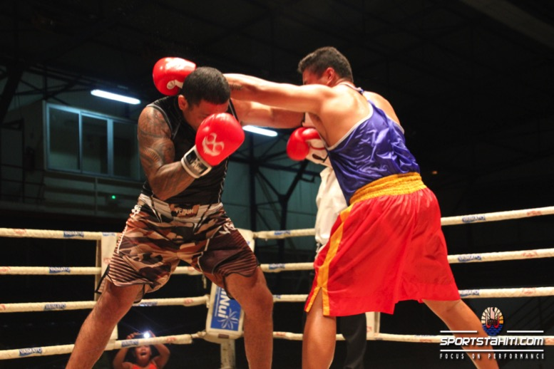 Boxe « Finales Chpt Novices » : Bora Bora en force