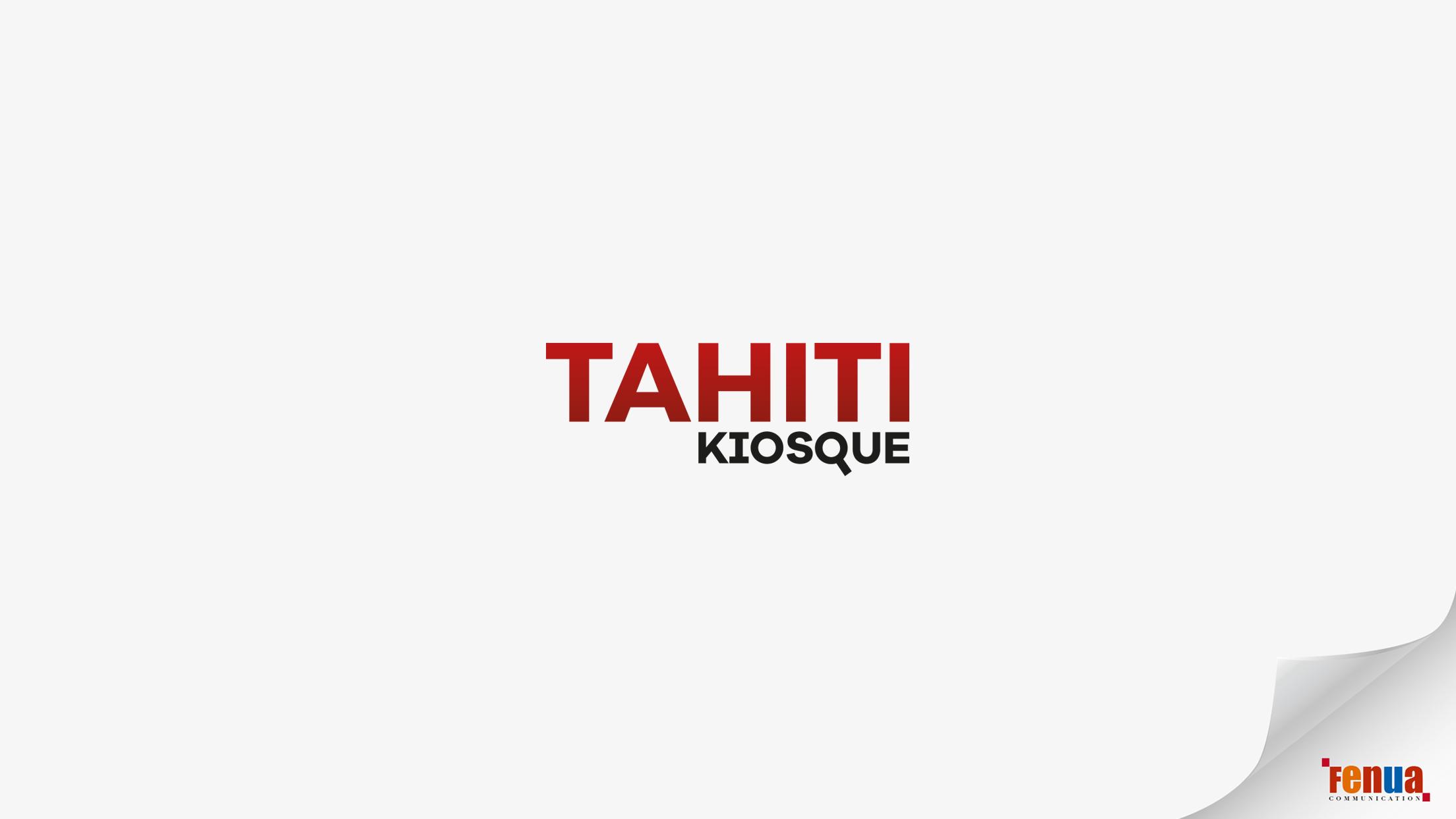 Page d'assistance de l'application Tahiti Kiosque