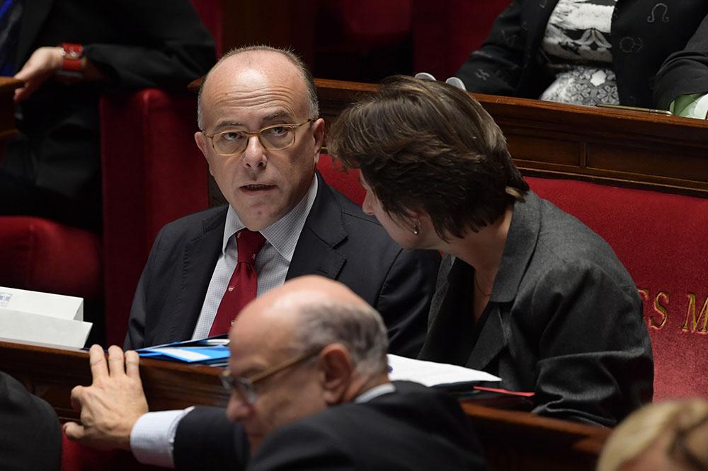 """Mégafichier: Cazeneuve pense qu'un débat aurait dû avoir lieu """"en amont"""""""