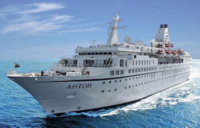 Le paquebot Astor attendu vendredi à Papeete