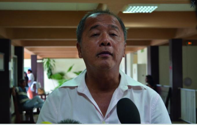 Marcelin Lisan, tavana de Huahine, avait échappé à l'inéligibilité requise contre lui en première instance.