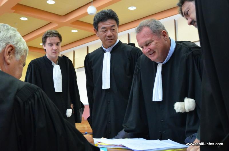 """L'audience de plaidoiries aura lieu le 4 mai 2007 """"quoiqu'il arrive"""" a prévenu ce jeudi la cour d'appel. (Archives)"""