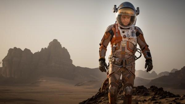 La société néerlandaise Mars One présente un projet de combinaison martienne