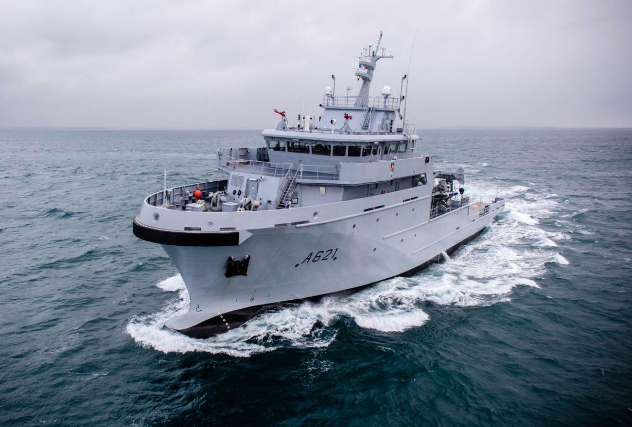 Le nouveau fleuron de la Marine nationale en Polynésie française bénéficiera d'un régime spécial d'exonération de droits d'entrée.