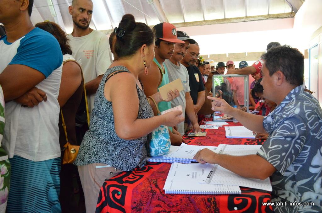 Près de 48 % des 11 500 électeurs polynésiens ont voté pour Alain Juppé, au premier tour de la primaire de la droite et du centre, samedi.