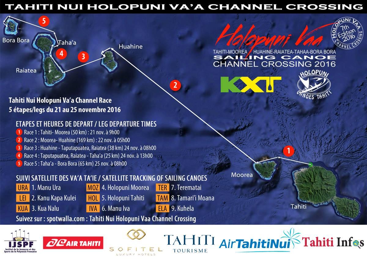Channel Crossing, une course en cinq étapes.