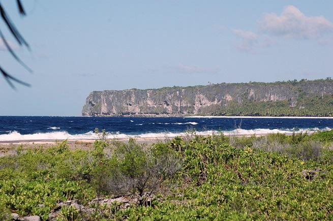 L'atoll de Makatea a été classé site prioritaire de conservation en 2005 par des spécialistes de l'environnement