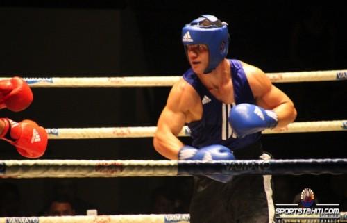 Boxe « Chpt région – Centre » : Noha Teumere rejoint Heimata Neuffer en finale