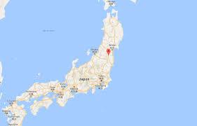Japon: fort séisme au large de Fukushima, alerte au tsunami (agence météorologique)