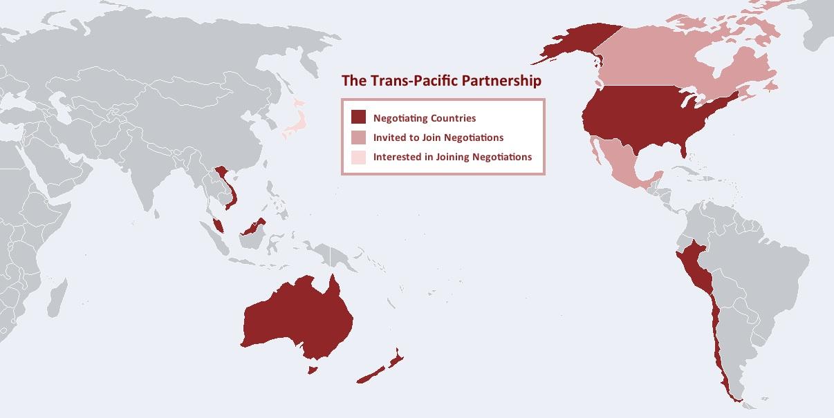 Quel avenir pour le partenariat transpacifique?