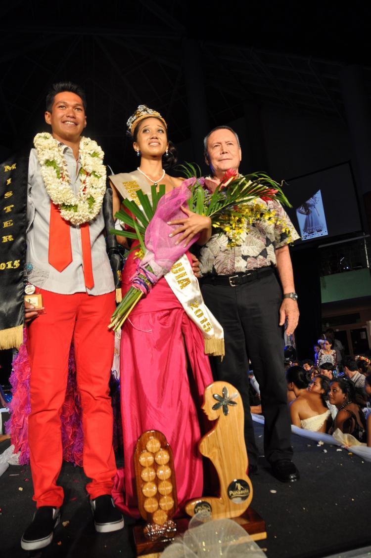 Hanivai Krause a été élue l'an dernier.