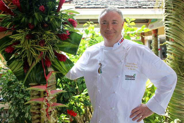 """Laurent Le Bagousse, maître boulanger : """"Il y a beaucoup à faire pour la boulangerie polynésienne"""""""