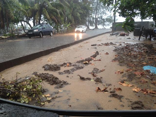 L'État verse une aide supplémentaire de 115 millions de francs aux sinistrés de la côte Est de Tahiti