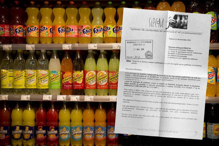 Publicité sur les boissons sucrées : les professionnels dubitatifs face à la hausse de la taxe