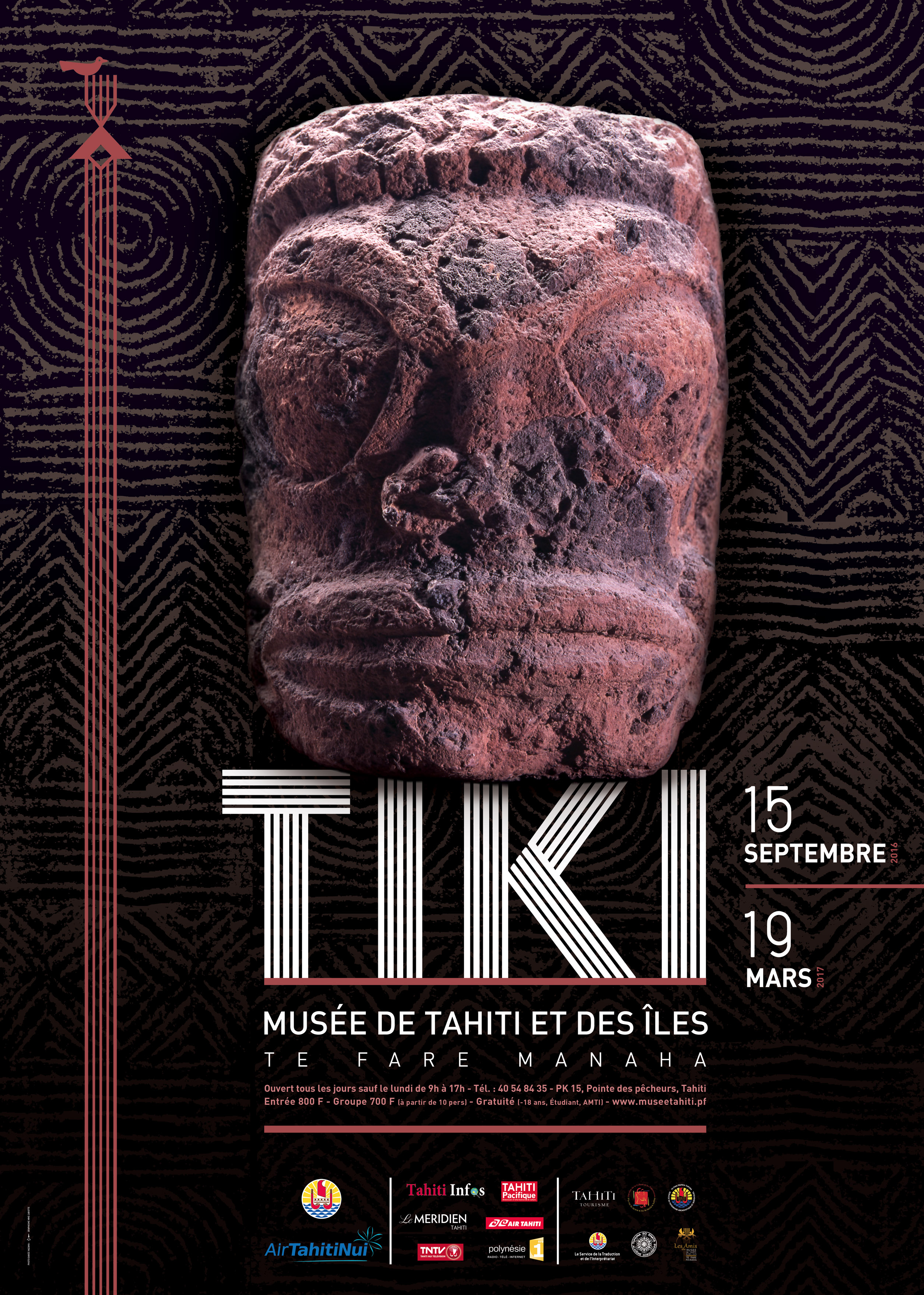 "Exposition ""Tiki"" : Ùu, massue"