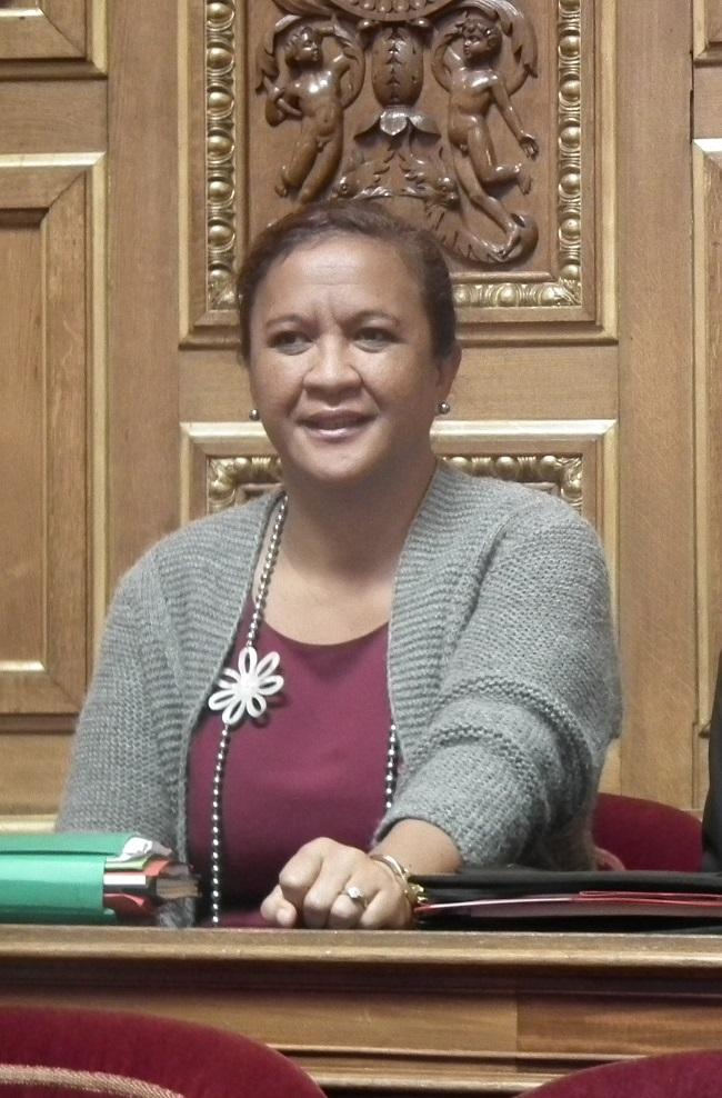 """Lana Tetuanui : """"Certains magistrats se considèrent manifestement comme les patrons de la collectivité"""""""