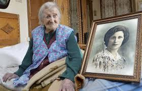 Emma Morano, la dernière survivante du XIXe siècle, fête ses 117 ans