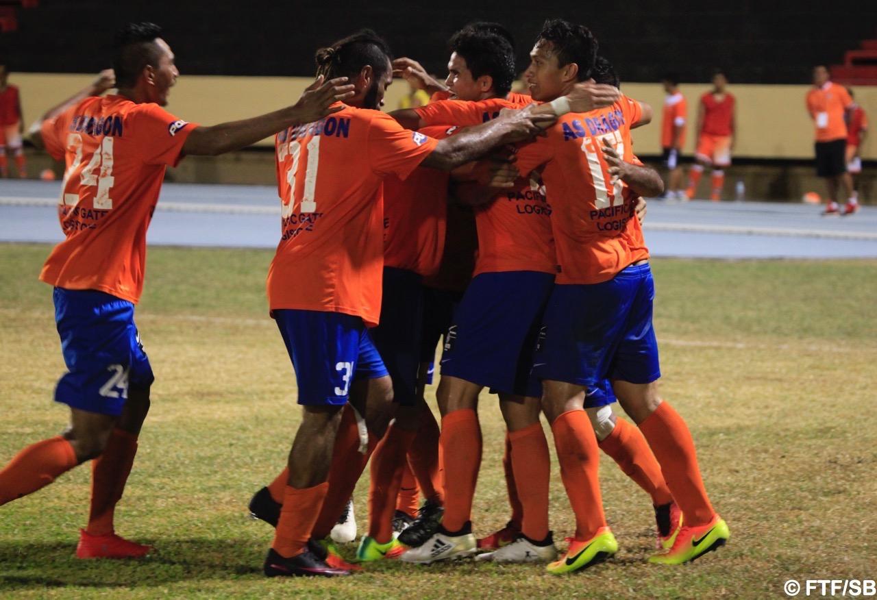 Football – Ligue 1 : Tefana et Dragon font le break