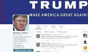 L'Amérique face aux tweets de Donald Trump