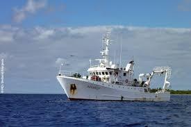 Biopelagos: Une mission d'exploration des divers maillons de la chaine alimentaire marine dans le Pacifique