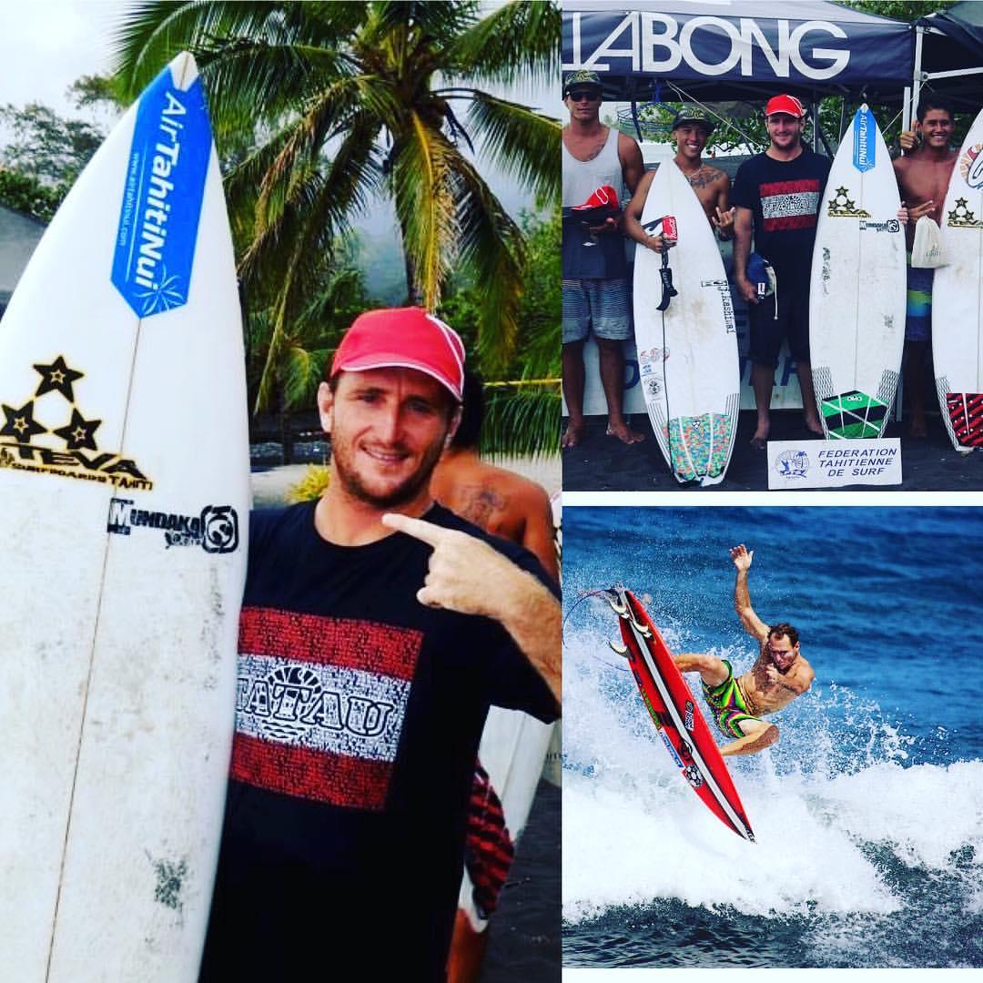 Steven Pierson, un surfeur hors pair