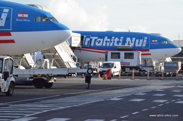 """La compagnie annonce qu'aucune perturbation de son programme de vols n'est à redouter """"dans les prochains jours"""""""