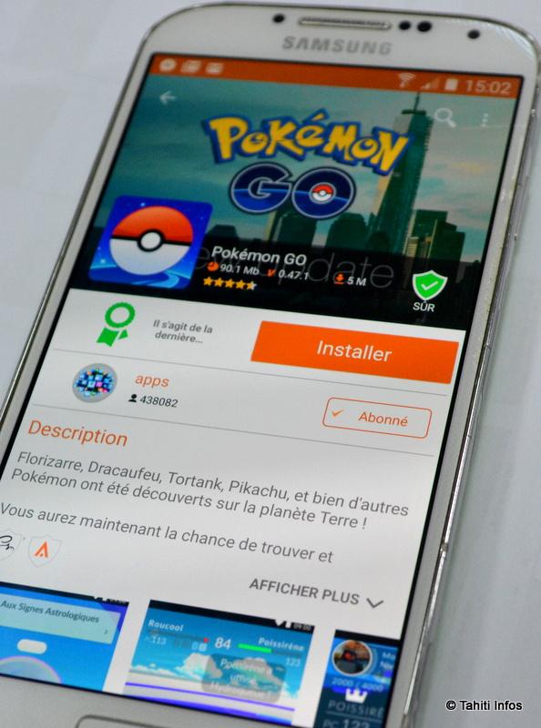 Les applications bloquées par Google Play sont généralement disponibles sur Aptoide