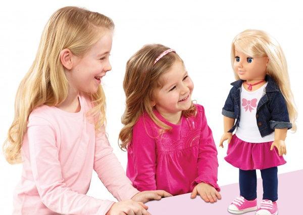 """Les poupées connectées: des """"espionnes"""" en herbe"""