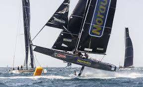 Extreme Sailing Series/Sydney: 2 bateaux chavirent, 1re journée annulée