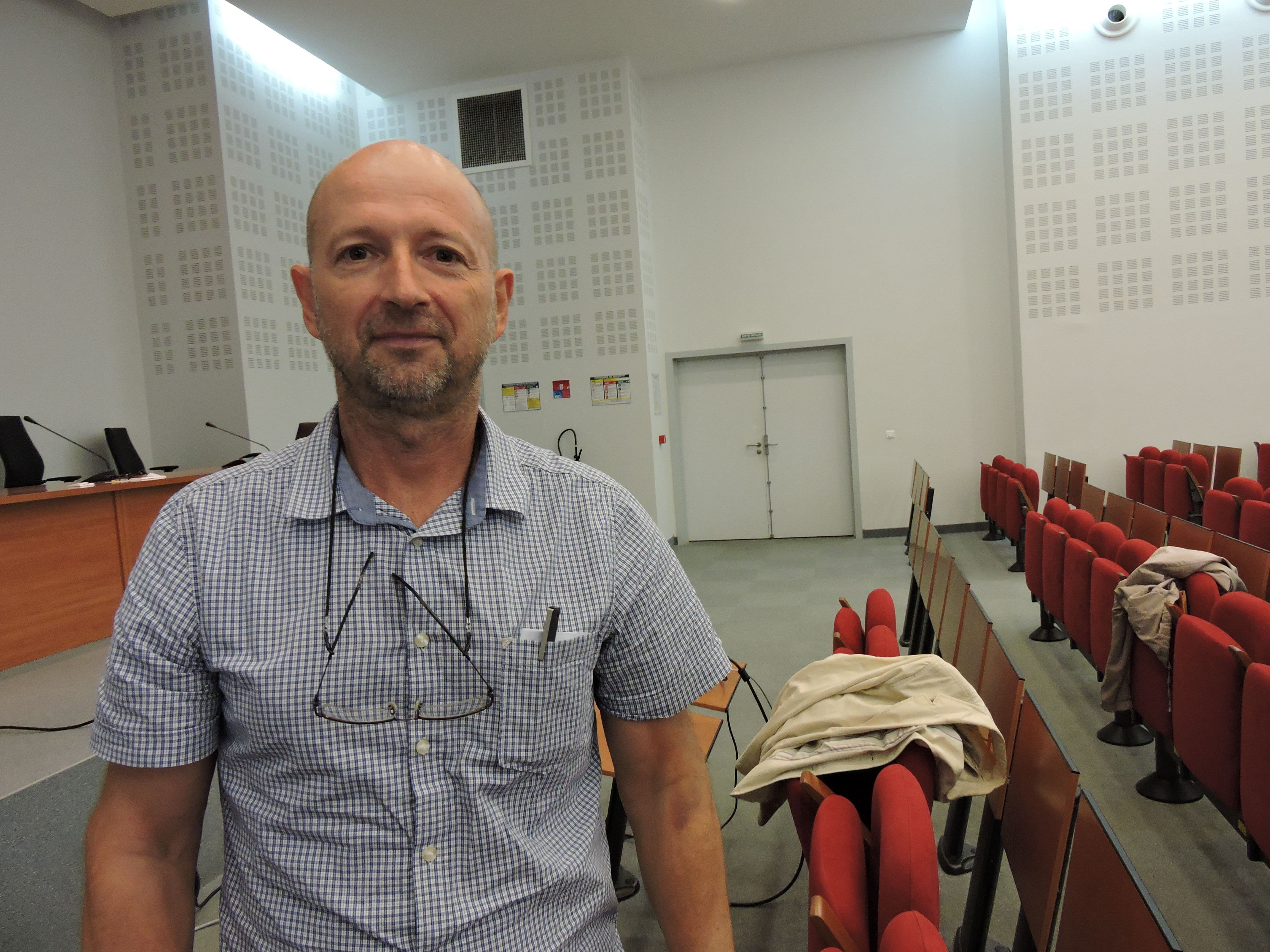 Jean-Christophe Winter est le nouveau président de  l'Ordre des géomètres experts-fonciers.