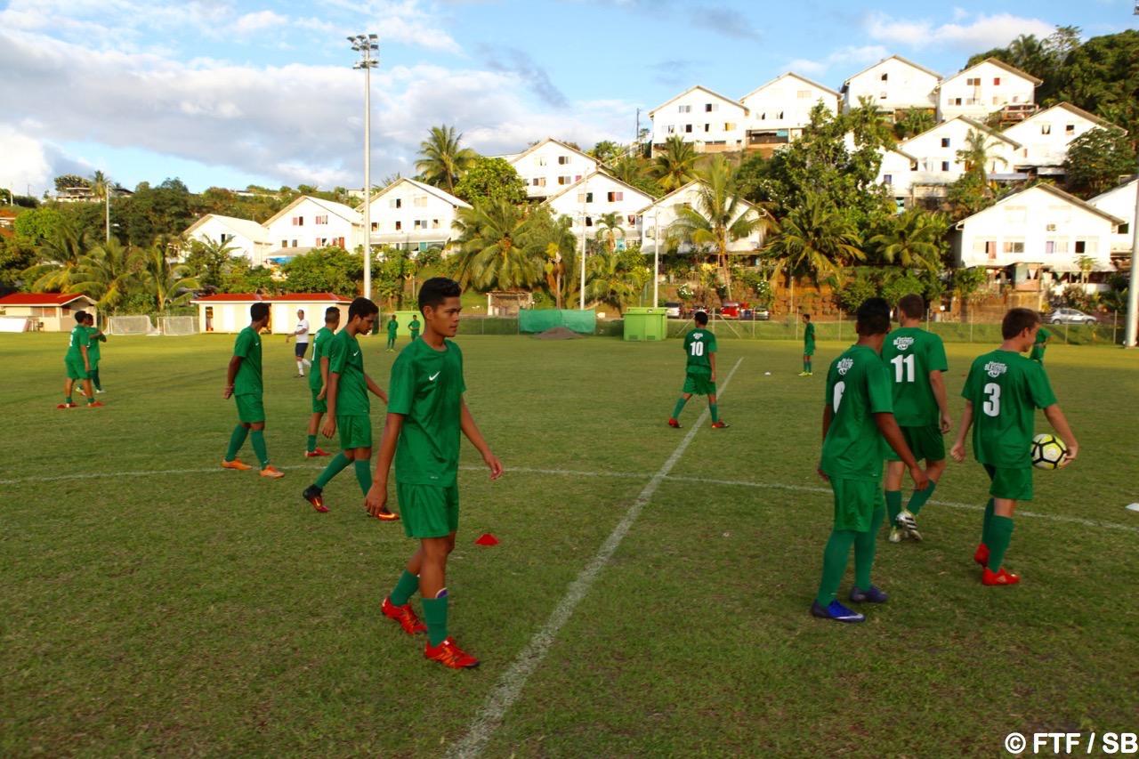 Football – Coupe du monde : la sélection U17 vise la qualification