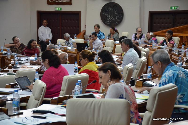 L'assemblée dispose d'un budget 2,34 milliards pour 2017