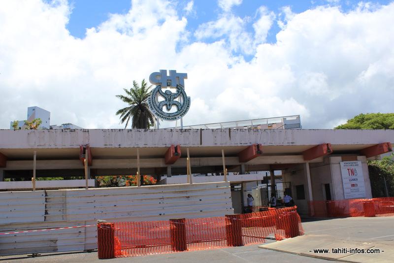 L'ancien hôpital de Mamao disparaît, une page de l'histoire se tourne