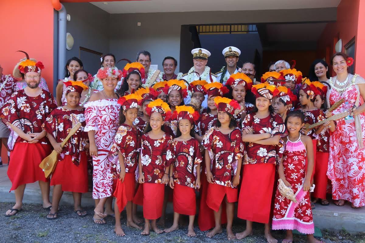 Papeete : une nouvelle maison de quartier à Pinai et des réaménagements à la Mission