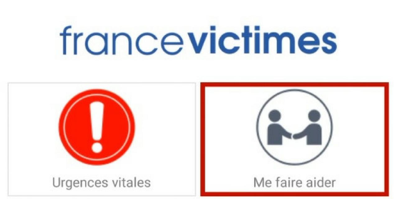 """""""Aidez-moi"""": une application pour informer sur l'aide aux victimes"""