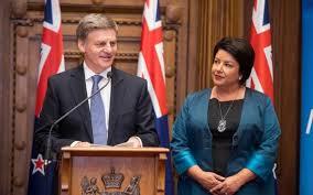 Nouvelle-Zélande: Bill English devient officiellement nouveau Premier ministre