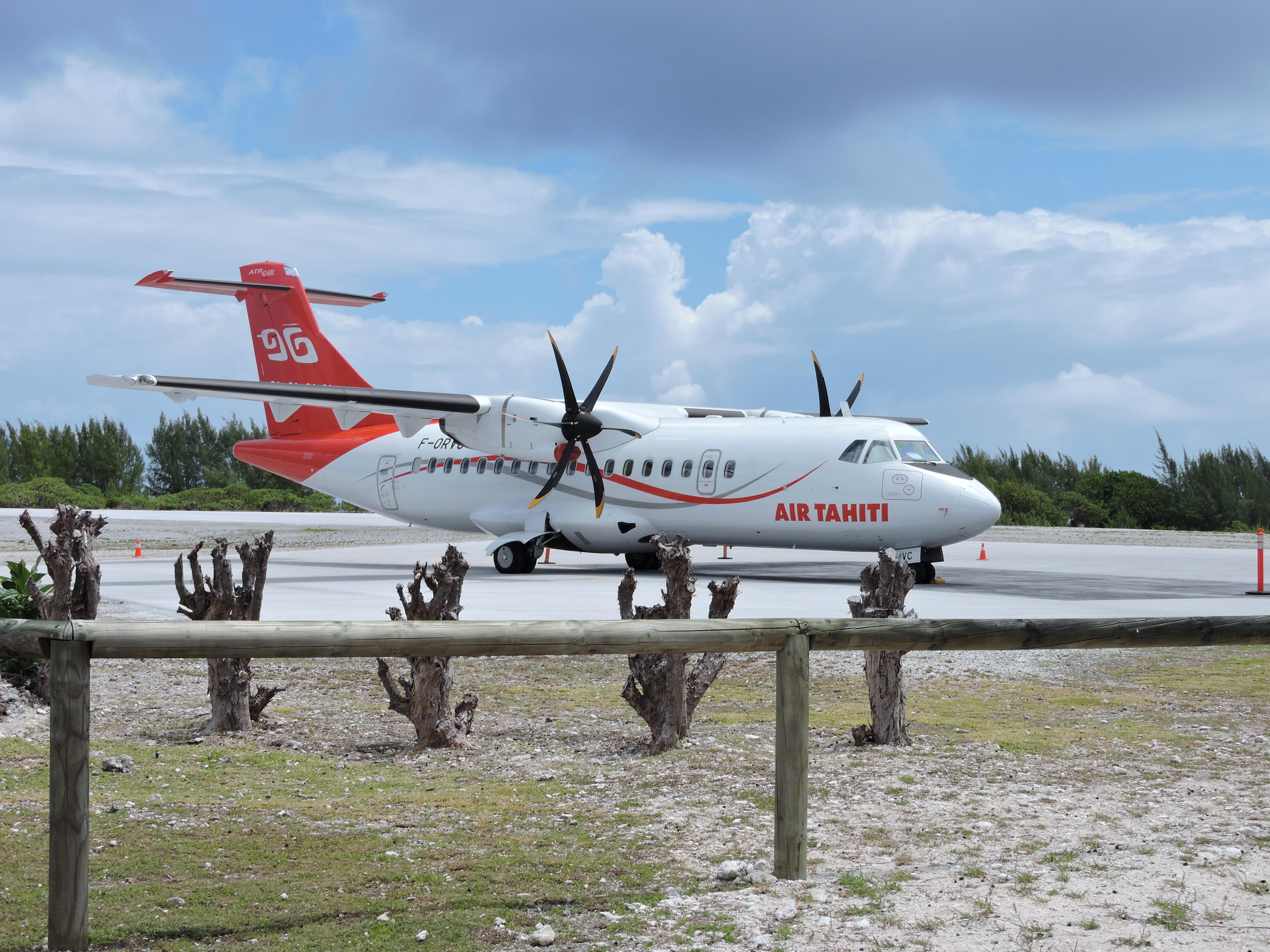 Air Tahiti : la défisc' pour un nouvel avion