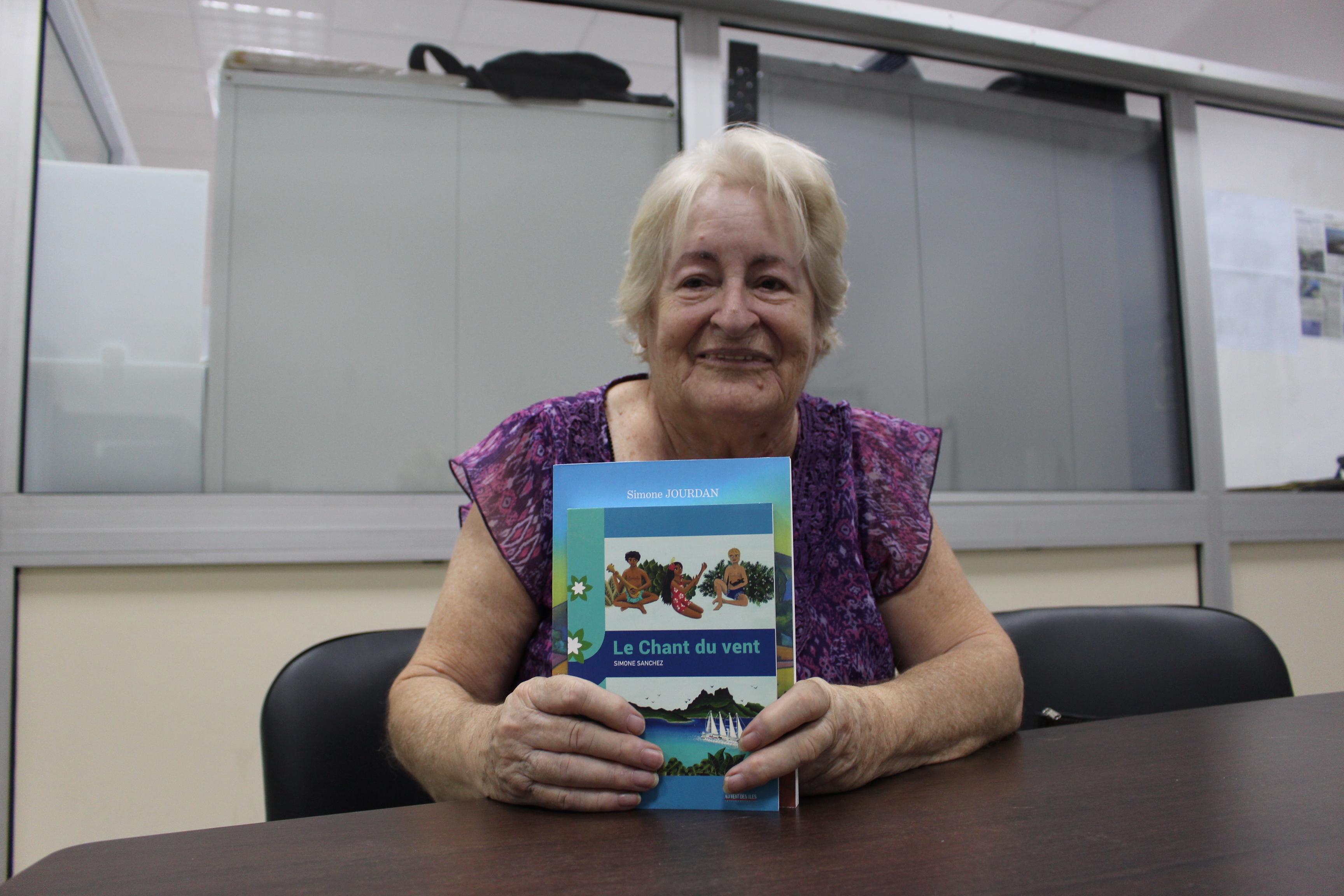 Simone Sanchez dédicace ses ouvrages ce vendredi à Odyssey
