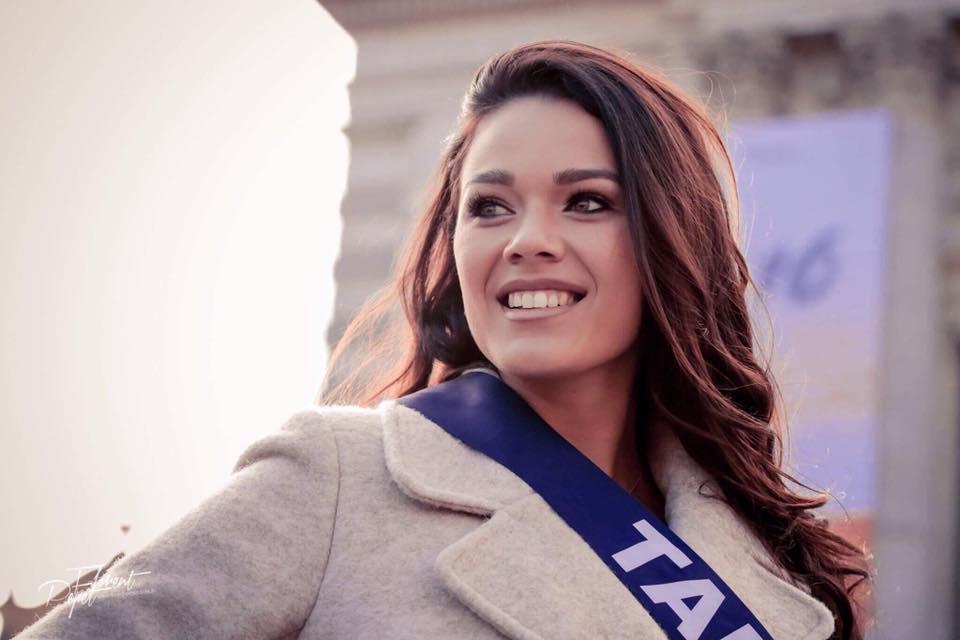 Dernière ligne droite pour notre Miss Tahiti en course pour le titre de Miss France 2017.