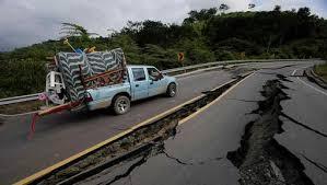 Une vingtaine de secousses telluriques en Equateur, un mort et de nombreux dégâts