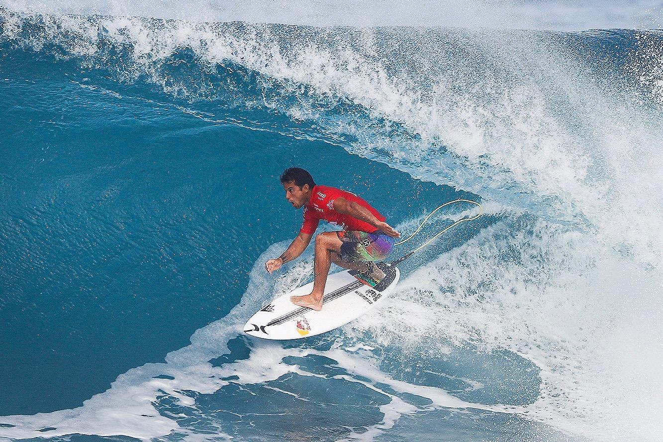 Un résultat historique pour le surf tahitien