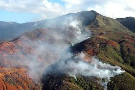 Nouvelle-Calédonie: les incendies menacent la ressource en eau (WWF)