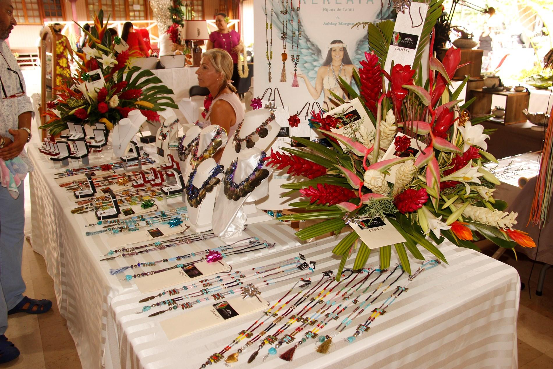 Le Salon de Noël de l'artisanat d'art à l'assemblée