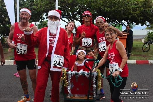 Course à pied - Corrida de Noël : Samuel Aragaw toujours leader