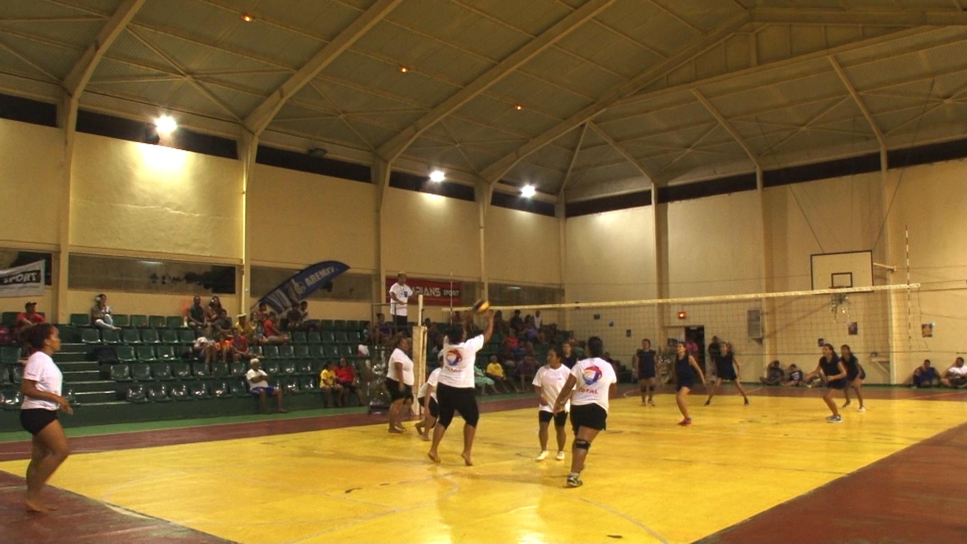 Volley Ball - Mémorial Pito Hiti : Belle victoire d'Atohei face à Papenoo