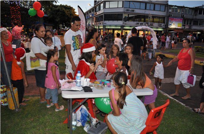 Papeete : le Grand Marché de Noël commence ce jeudi soir