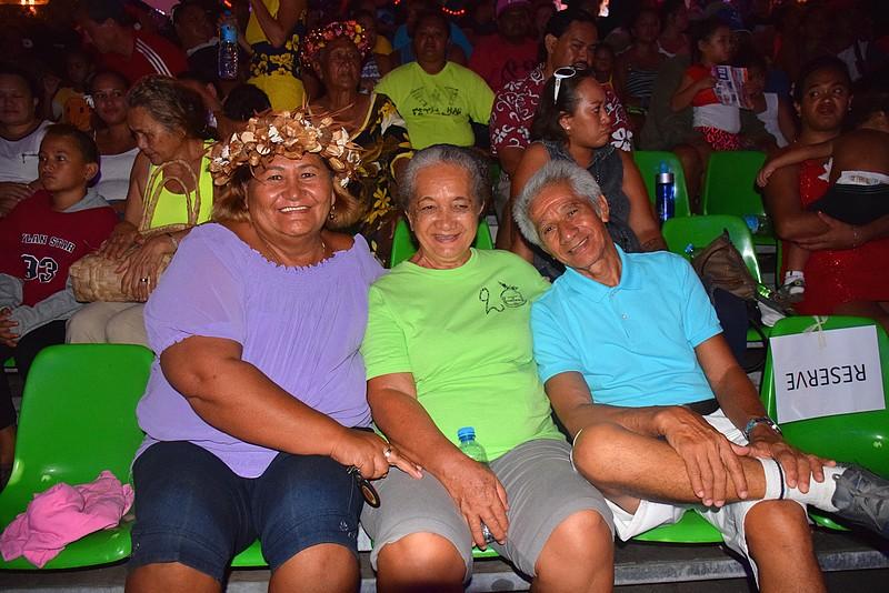 Taurua i Faa'a :  dernière soirée de concours danses et de chants vendredi