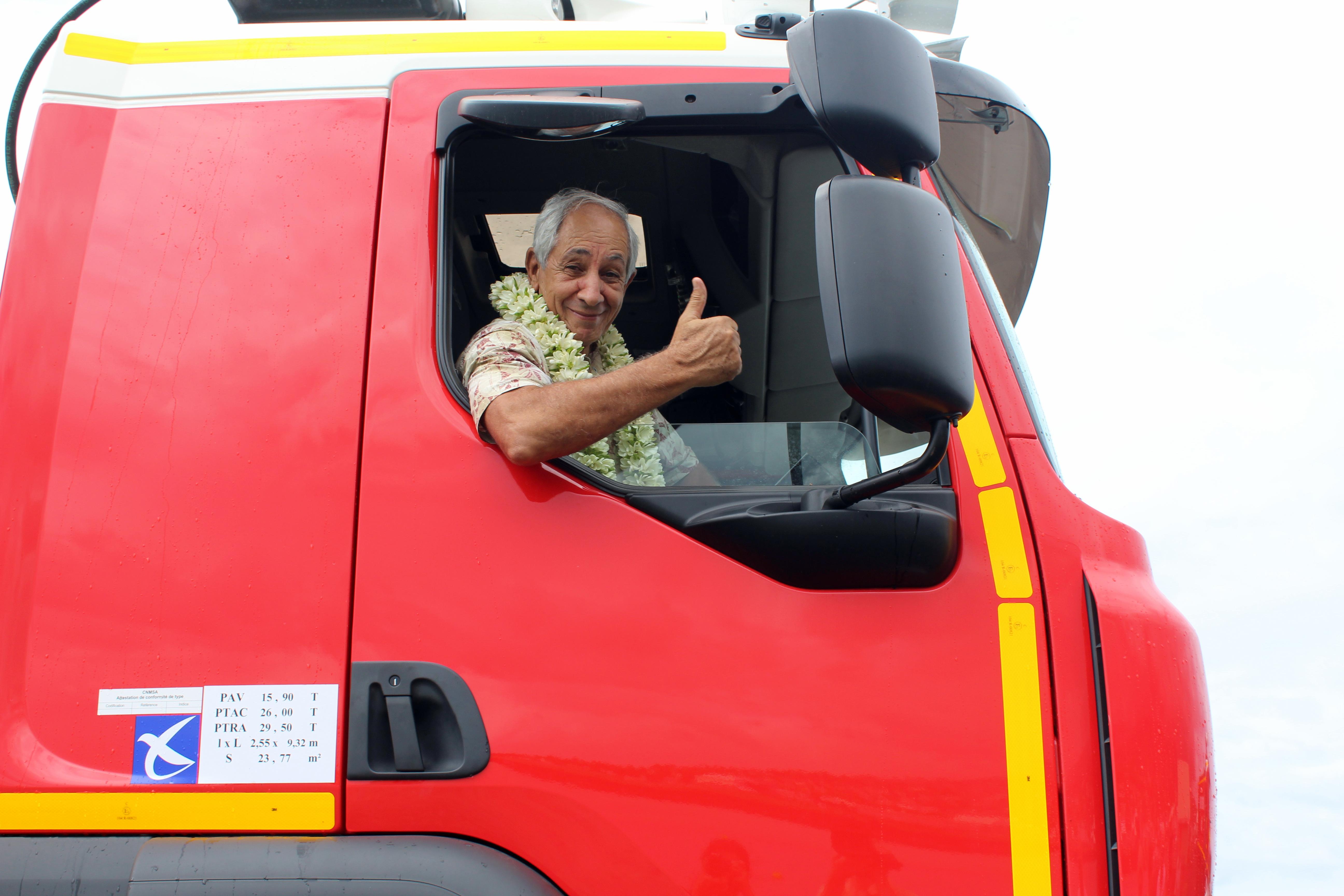 Trois nouveaux véhicules d'intervention mobiles pour les Tuamotu